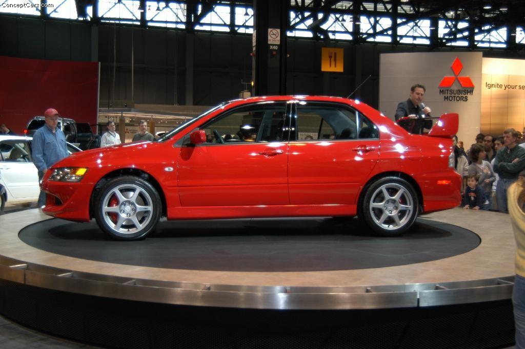 2004 Mitsubishi Lancer Evolution VIII thumbnail image