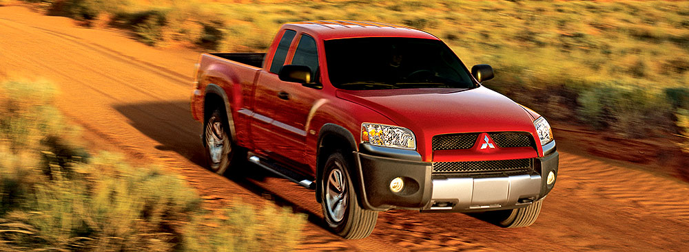 2007 Mitsubishi Raider History Pictures Sales Value Research And News
