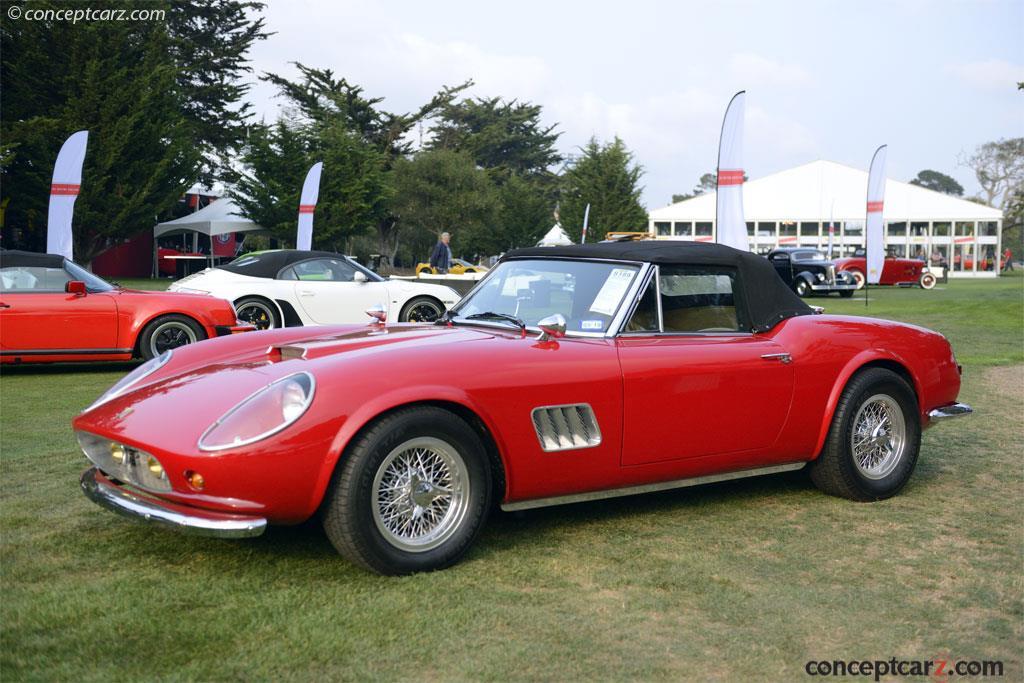 1985 Modena GT Spyder California