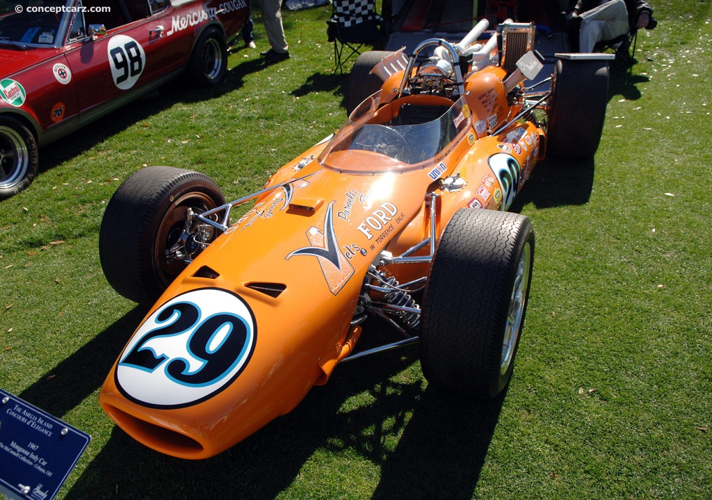 1967 Mongoose Indy Racer
