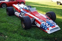 Image of the Indycar