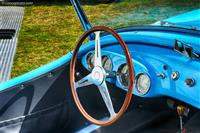 1955 Moretti 1200.  Chassis number 5007