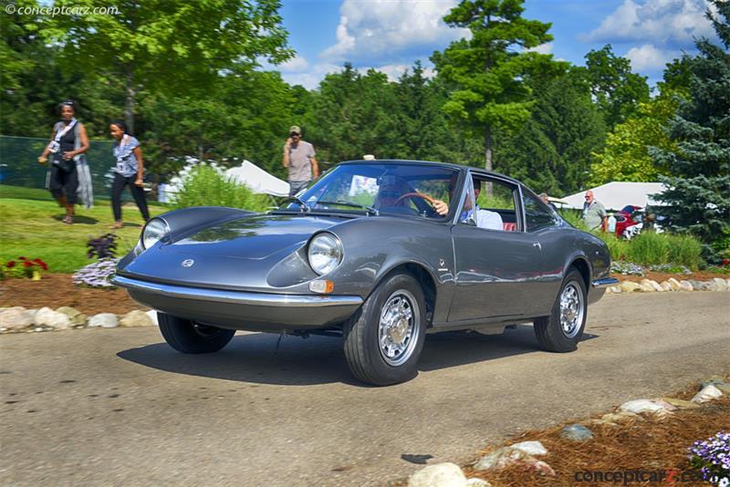 1970 Moretti 850 Sportiva S2