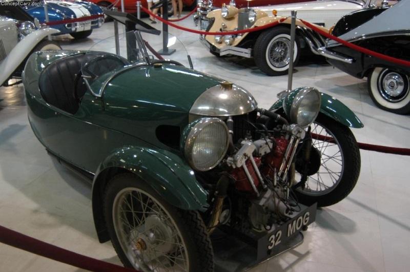 1932 Morgan Super Sport