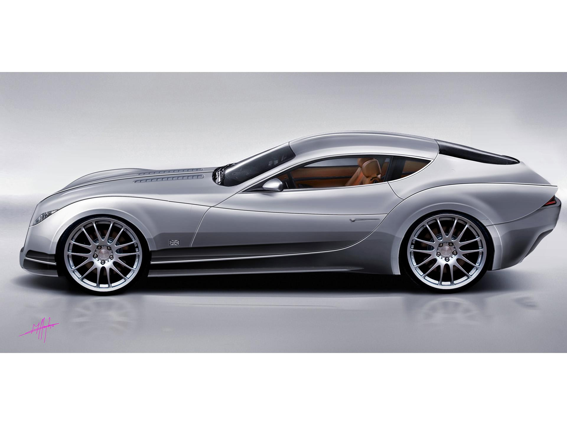 2010 Morgan EvaGT Concept Pictures, News, Research, Pricing, msrp ...