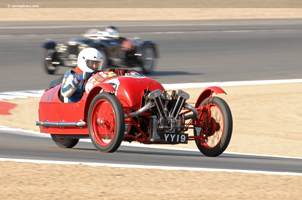 auction results and data for 1930 morgan aero super sport