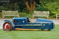 1933 Morgan Super Sport image.