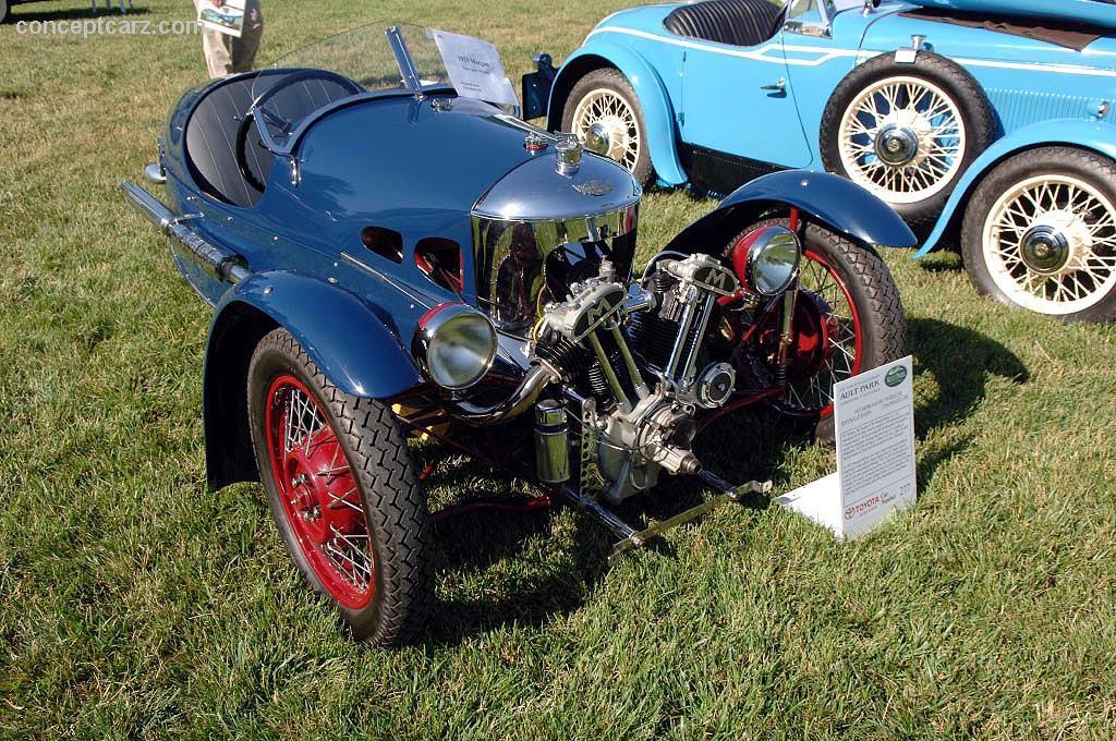 1933 Morgan Super Sport