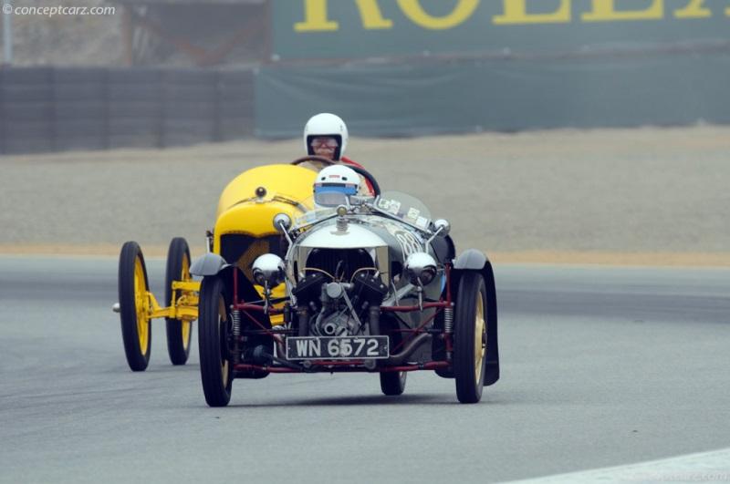 1934 Morgan Super Sport
