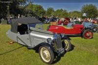 1935 Morgan F4 image.
