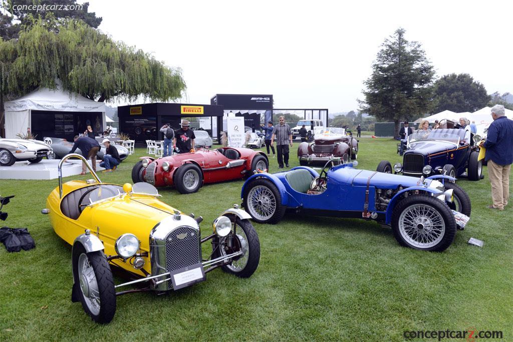 1935 Morgan Super Sport