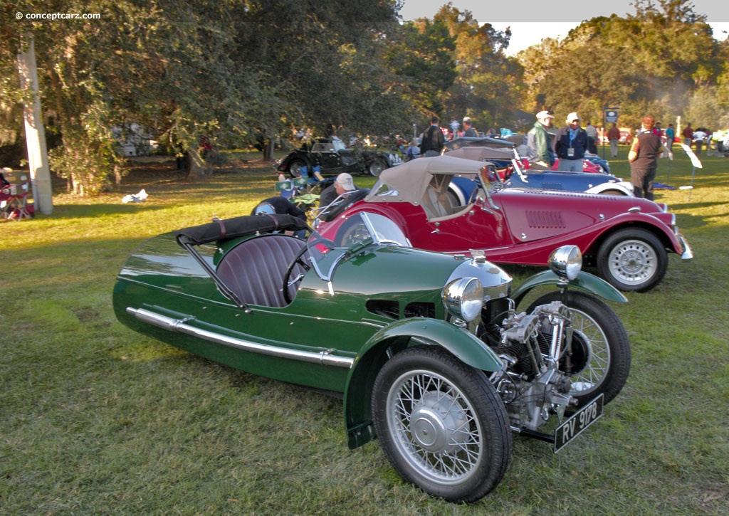1936 Morgan Super Sport