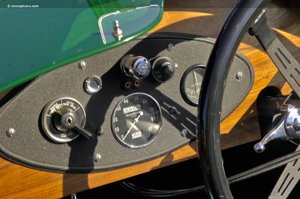 1936 Morgan Super Sport