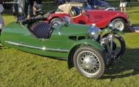 Anniversary Cars - Morgan (100th) Three Wheel
