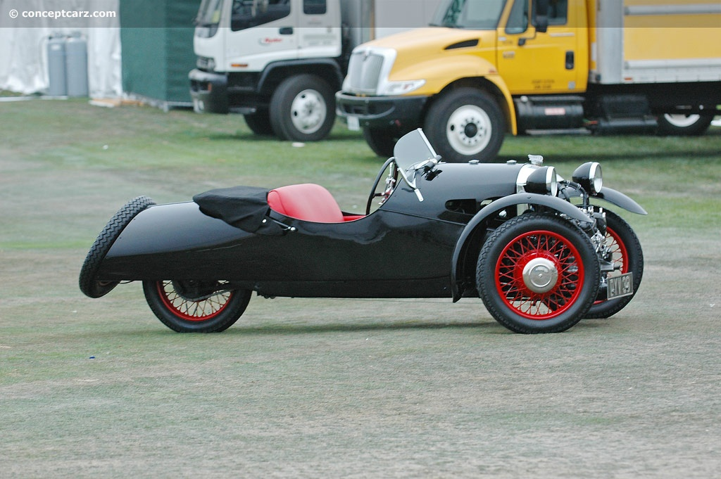 1937 Morgan Super Sport Pictures History Value Research