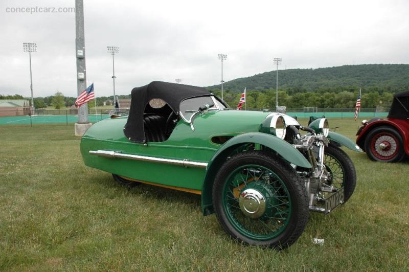 1937 Morgan Super Sport