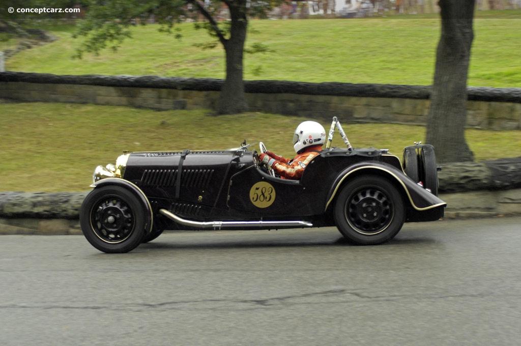 1938 Morgan 4 4 Image