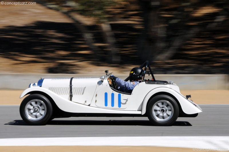 1952 Morgan Plus Four