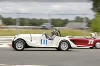 1952 Morgan Plus Four image.
