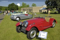 1953 Morgan Plus Four image.
