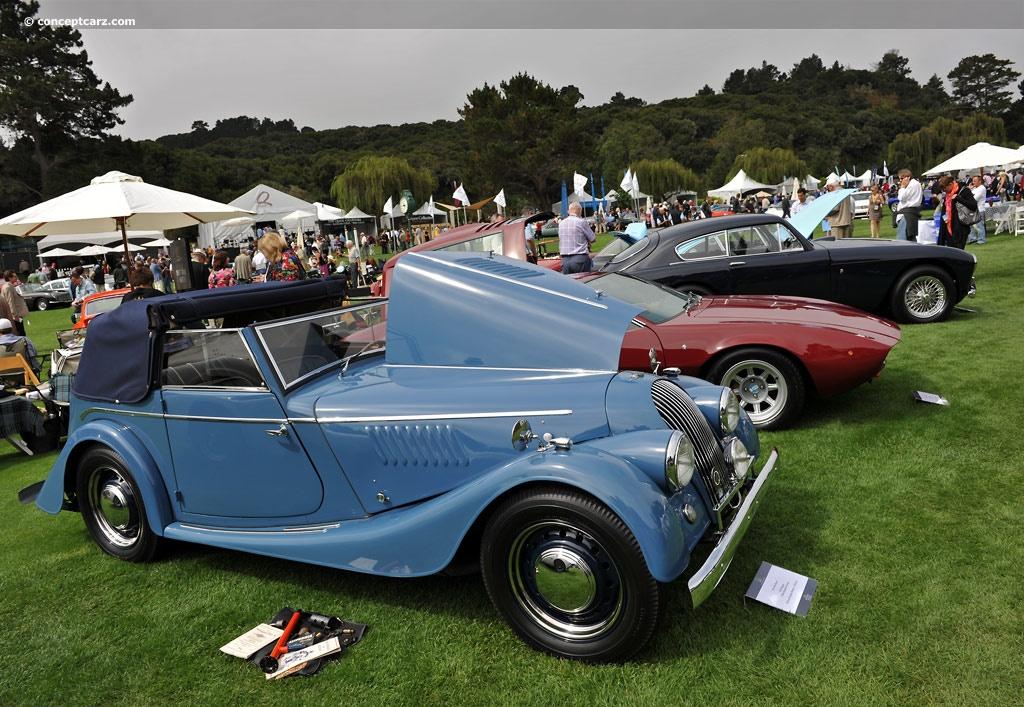 1955 Morgan Plus Four