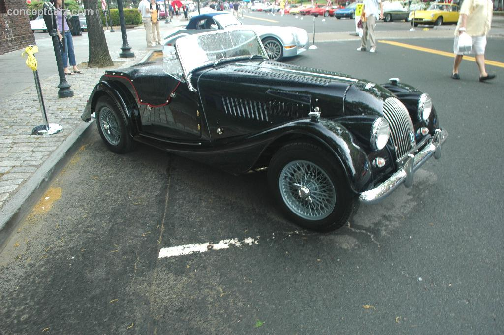 1955 Morgan Plus Four thumbnail image