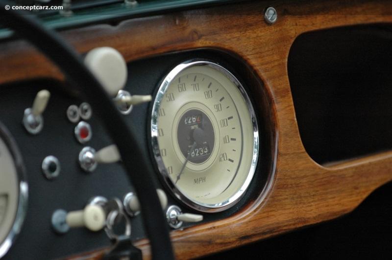 1962 Morgan Plus Four