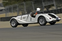 1964 Morgan 4/4 Series V.  Chassis number B834