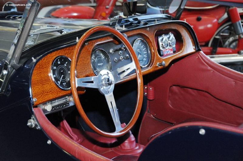1967 Morgan Plus Four