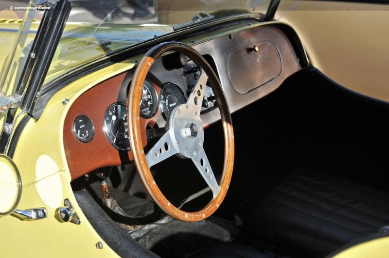 1969 Morgan 4/4 1600