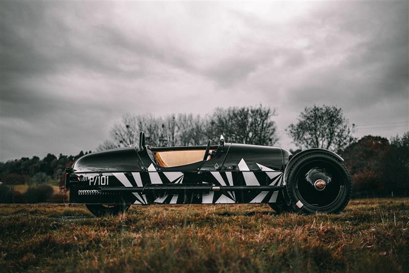 2020 Morgan 3 Wheeler P101 Edition