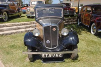 1937 Morris Eight image.