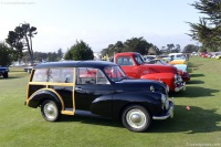 1957 Morris Minor 1000.  Chassis number FLA11514849