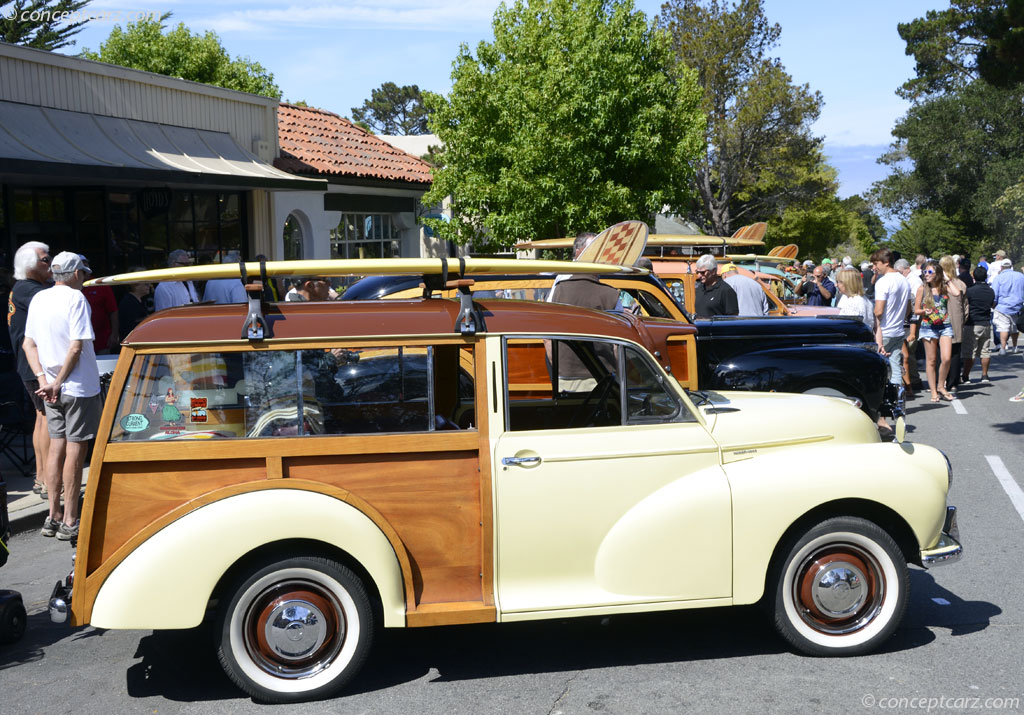 Auction Results and Sales Data for 1959 Morris Minor 1000