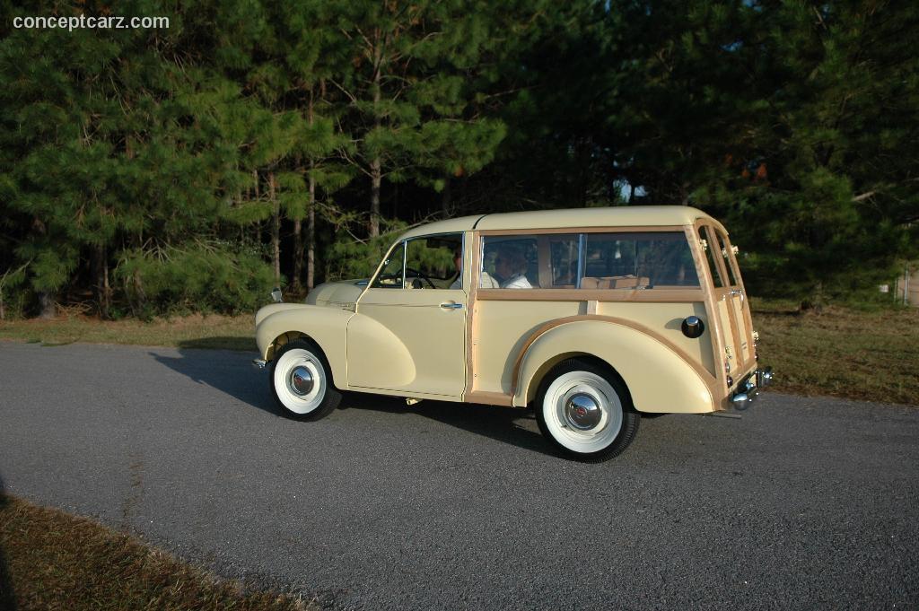 1959 Morris Minor 1000 Image Https Www Conceptcarz Com