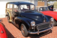 1960 Morris Minor 1000.  Chassis number MAW36756160