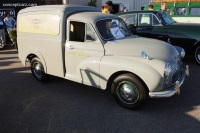 1960 Morris Minor Van image.