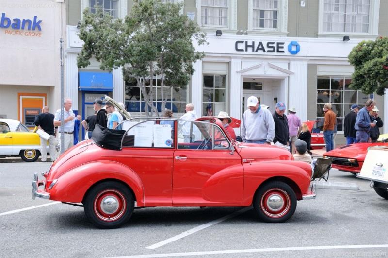 1961 Morris Minor 1000