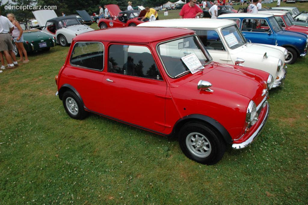 Cooper Auto Sales >> 1963 Morris Minor   conceptcarz.com