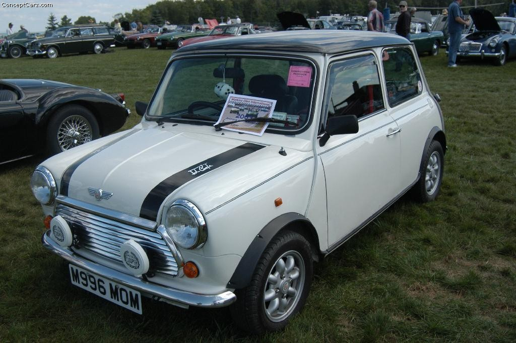 Mini Cooper Price >> 1964 Morris Mini-Cooper S Mark III Image. Photo 16 of 17
