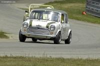 1966 Morris Mini Cooper S image.