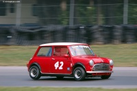 1967 Morris Mini-Minor