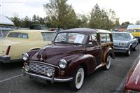 1968 Morris Minor.  Chassis number MAW5D1221030M