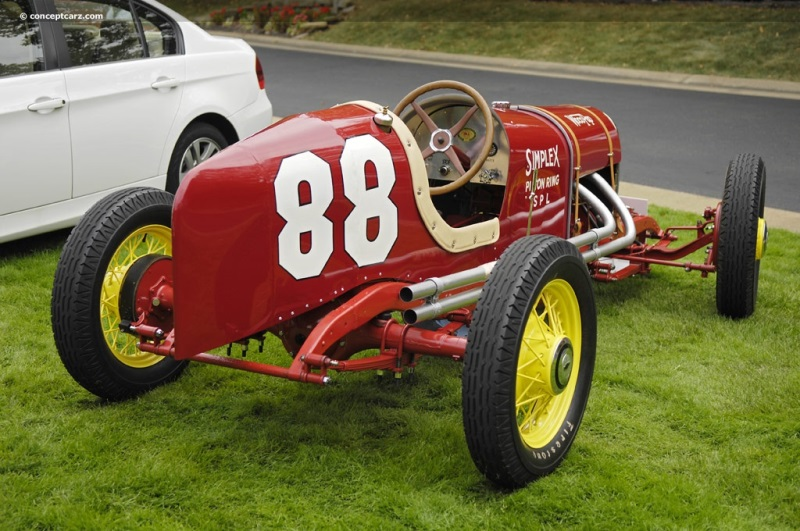 1932 Moyers Simplex Special Beach Racer
