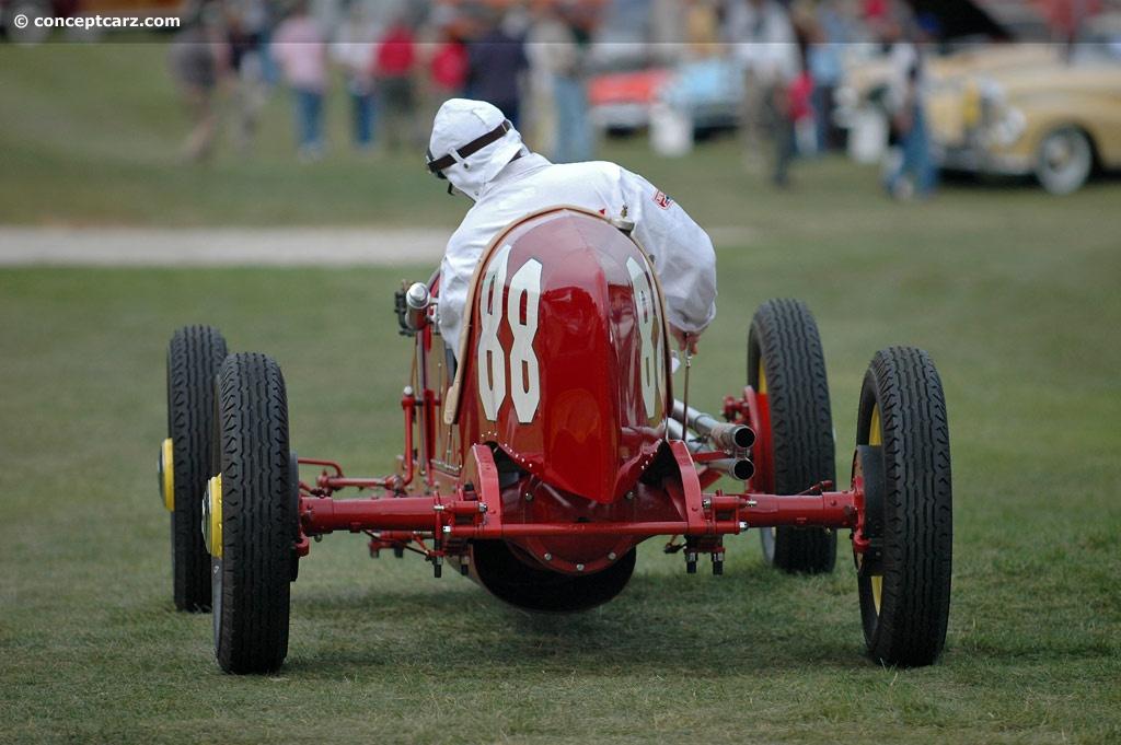 1928 Chevrolet Beach Racer