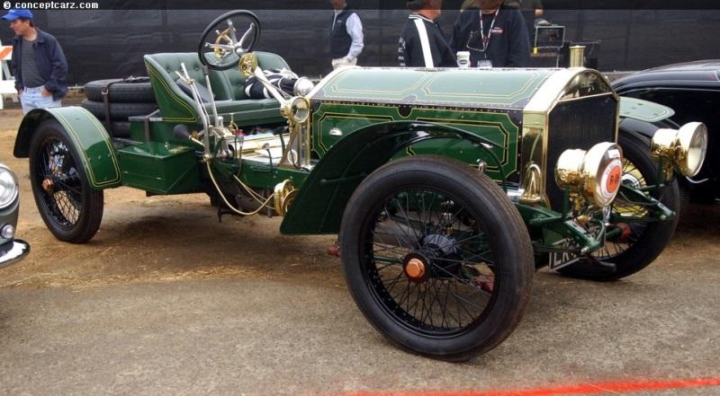 1908 Napier 65R
