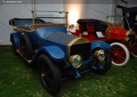 1913 Napier 30/35 Model T44