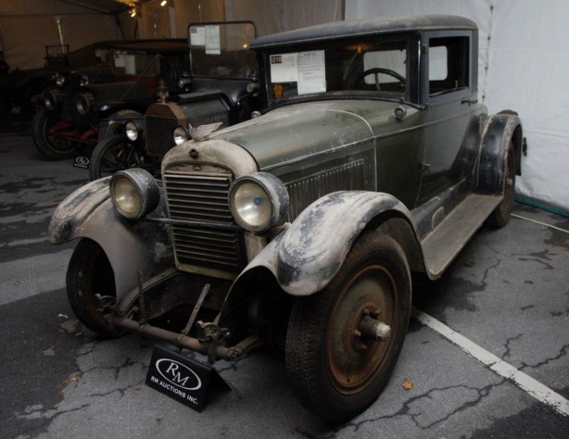 1926 Nash Series 230 Special Six