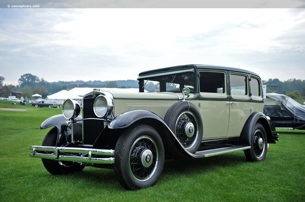 Lincoln Concept Car >> 1930 Nash Series 490 Image