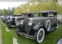 Class E2 - 1931 CCCA Classics